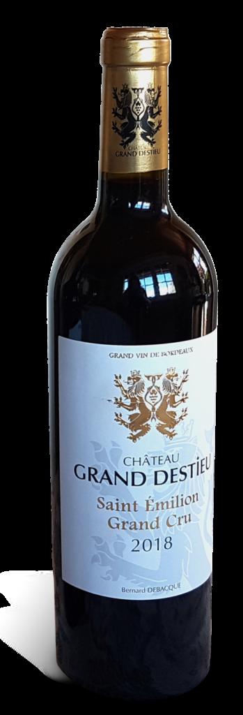 Bouteille Grand Destieu
